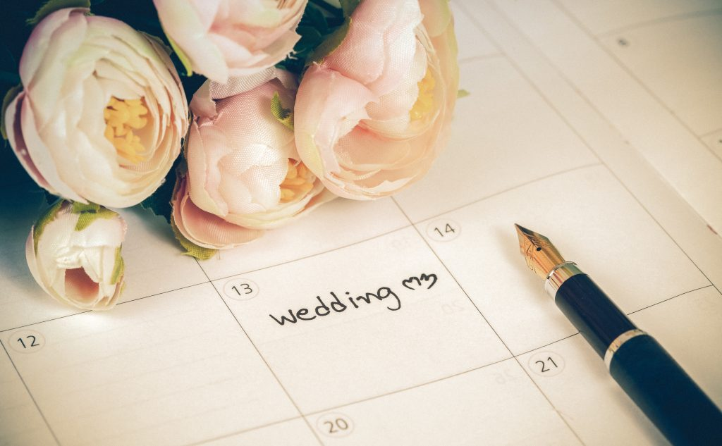 planing your wedding first dance