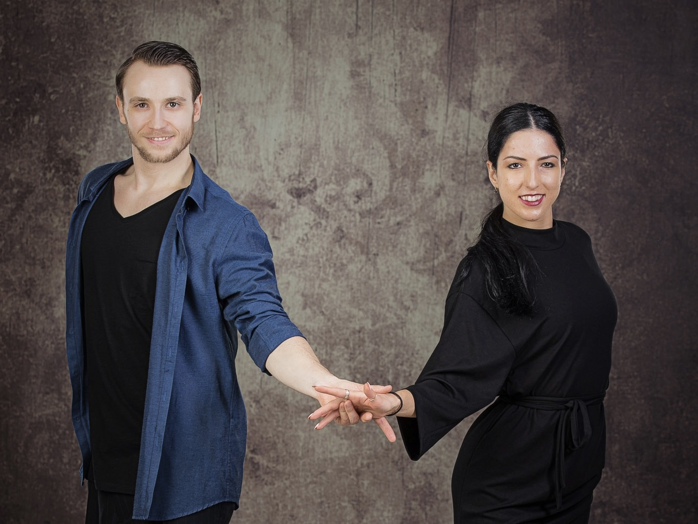 Wedding dance lessons in central London
